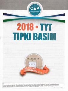 Çap Yayınları 2018 TYT Tıpkı Basım