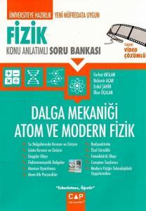 Çap Yayınları Fizik Dalga Mekaniği Atom ve Modern Fizik Konu Anlatımlı Soru Bankası