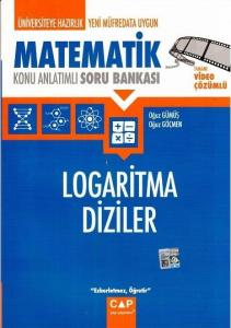 Çap Yayınları Matematik Logaritma Diziler Konu Anlatımlı Soru Bankası