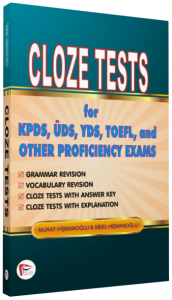 Cloze Tests For KPDS ÜDS YDS TOEFLOther Proficiency Exams