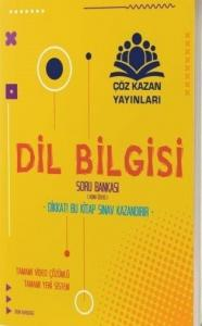 Çöz Kazan Yayınları Dil Bilgisi Konu Özetli Soru Bankası