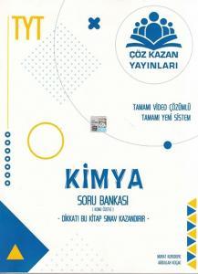 Çöz Kazan Yayınları TYT Kimya Soru Bankası