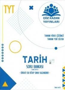 Çöz Kazan Yayınları TYT Tarih Konu Özetli Soru Bankası