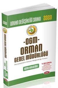 Data Yayınları 2020 OGM Orman Genel Müdürlüğü Unvan Değişikliği Sınavı Konu Anlatımlı
