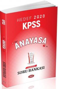 Data Yayınları 2020 KPSS Anayasa Soru Bankası