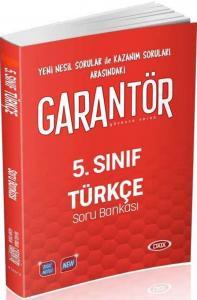 Data Yayınları 5. Sınıf Türkçe Garantör Soru Bankası