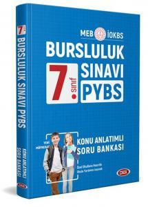 Data Yayınları 7. Sınıf PYBS İOKBS Bursluluk Sınavı Konu Anlatımlı Soru Bankası