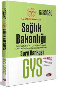 Data Yayınları GYS Sağlık Bakanlığı ve Bağlı Kuruluşları Görevde Yükselme Sınavı Soru Bankası