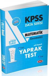 Data KPSS Matematik Çek Kopar Yaprak Test 2019
