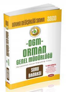 Data Yayınları OGM Orman Genel Müdürlüğü Soru Bankası