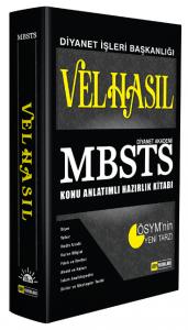 DDY MBSTS Velhasıl Konu Anlatımlı Hazırlık Kitabı 2019