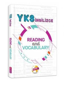 İrem Yayınları YKS İngilizce Reading and Vocabulary