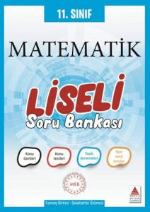 Delta Kültür 11. Sınıf Matematik Liseli Soru Bankası