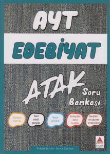 Delta Kültür AYT Edebiyat Atak Soru Bankası