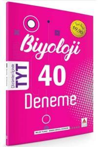 Delta Kültür Yayınları TYT Biyoloji 40 Deneme