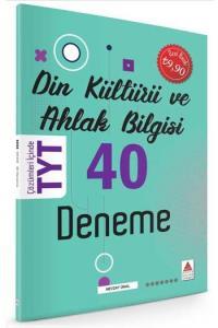 Delta Kültür Yayınları TYT Din Kültürü ve Ahlak Bilgisi 40 Deneme
