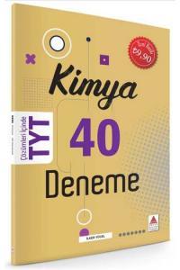 Delta Kültür Yayınları TYT Kimya 40 Deneme
