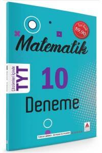 Delta Kültür Yayınları TYT Matematik 10 Deneme