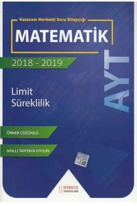 Derece AYT Matematik Limit Süreklilik
