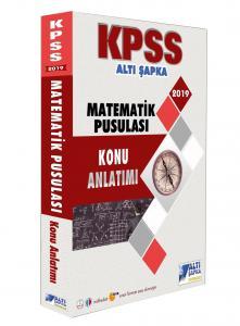 Altı Şapka KPSS Matematik Pusulası Konu Anlatımlı 2019