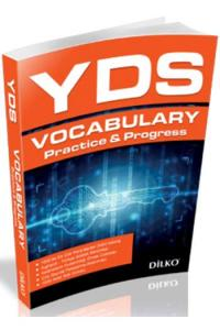 Dilko Yayınları YDS Vocabulary Practice Progress