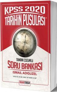 Doğru Tercih Yayınları 2020 KPSS Tarihin Pusulası Tamamı Çözümlü Soru Bankası