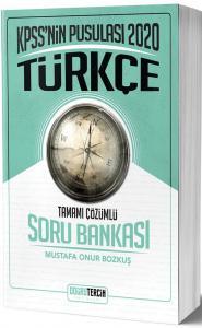 Doğru Tercih Yayınları 2020 KPSSnin Pusulası Türkçe Soru Bankası