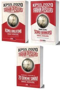 Doğru Tercih Yayınları 2020 KPSS Tarihin Pusulası Kazandıran Set