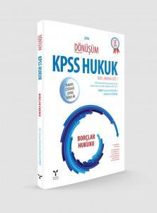 Dönüşüm KPSS Borçlar Hukuku Tamamı Çözümlü Çıkmış Sorular