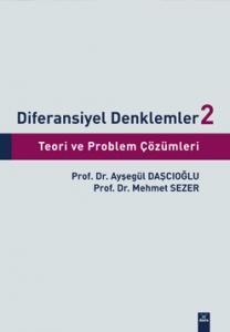 Dora Diferansiyel Denklemler 2