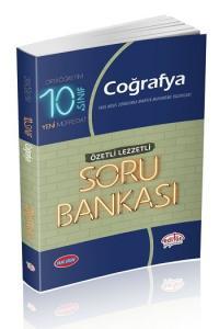 Editör Yayınları 10. Sınıf VIP Coğrafya Özetli Lezzetli Soru Bankası