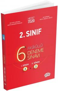Editör Yayınları 2. Sınıf 6 Fasiküllü Deneme Sınavı