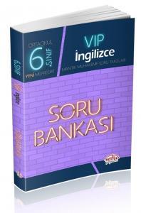 Editör 6. Sınıf VIP İngilizce Soru Bankası