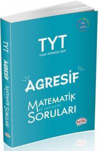 Editör Yayınları TYT Agresif Matematik ve Geometri Soruları