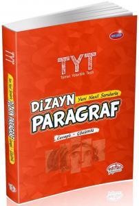 Editör Yayınları TYT Dizayn Paragraf