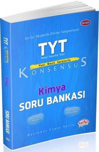 Editör Yayınları TYT Kimya Konsensüs Soru Bankası