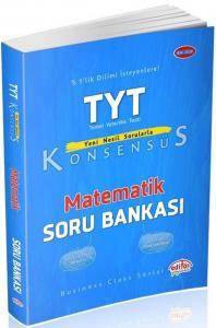 Editör Yayınları TYT Matematik Konsensüs Soru Bankası