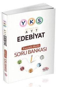 Editör YKS AYT Edebiyat Resimli Notlu Soru Bankası