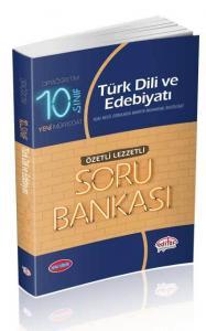 Editör Yayınevi 10. Sınıf VIP Türk Dili ve Edebiyatı (Özetli Lezzetli) Soru Bankası