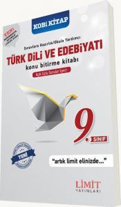 Limit 9. Sınıf Türk Dili ve Edebiyatı Konu Bitirme Kitabı