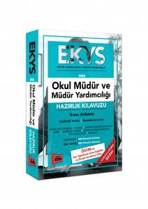 Yargı EKYS MEB Okul Müdür ve Müdür Yardımcılığı Hazırlık Kılavuzu
