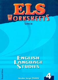 ELS Worksheets Senior - Nesibe Sevgi Öndeş