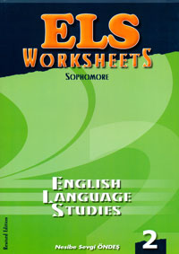 ELS Worksheets Sophomore - Nesibe Sevgi Öndeş