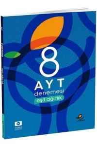 Endemik Yayınları AYT Eşit Ağırlık Video Çözümlü 8 Deneme