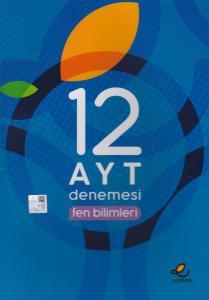 Endemik Yayınları AYT Fen Bilimleri 12 Denemesi