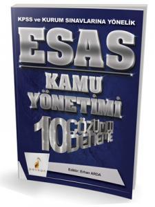 Esas Kamu Yönetimi 10 Çözümlü Deneme KPSS ve Kurum Sınavlarına Yönelik 2018