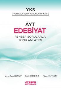 Esen Yayınları AYT Edebiyat Rehber Sorularla Konu Anlatımı