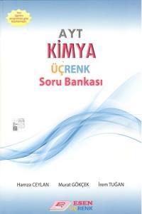 Esen Yayınları AYT Kimya Üçrenk Soru Bankası