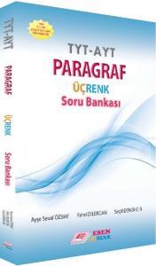 Esen Yayınları TYT AYT Paragraf Üçrenk Soru Bankası