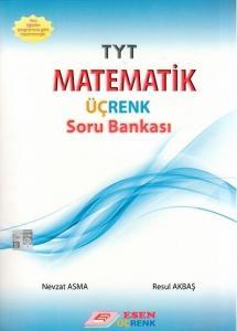 Esen Yayınları TYT Matematik Üçrenk Soru Bankası